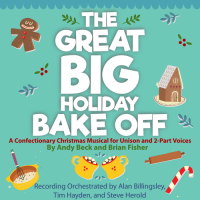The Great Big Holiday Bake Off - Album